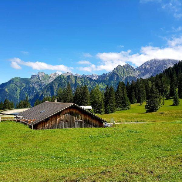 #wanderlust #wandern #meintraumtag #naturephotography #natur #visitvorarlberg #venividivorarlberg #meinvorarlberg #bergwelten #bergliebe #alpenverein #alpenliebe #brand ...