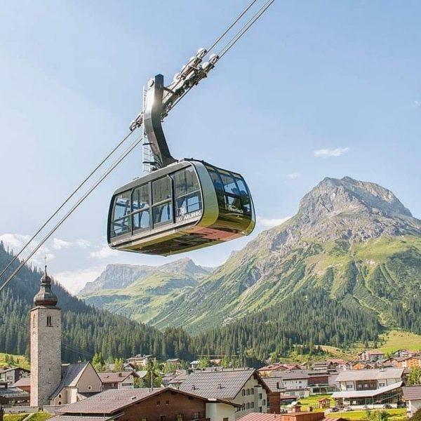 Ein Sommer voller Erlebnisse. ☀ Im eigenen Tempo die Natur in Lech Zürs ...