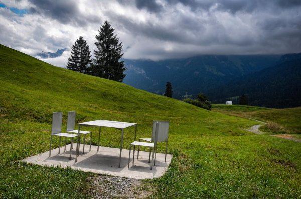 Schiefe 🏠 #bregenzerwald #georunderindberg #venividivorarlberg Sibratsgfäll, Vorarlberg, Austria