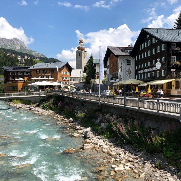 Favorite place in Austria . . . #lech #welovemountains #lechzuers #visitaustria #sunshine #austria ...