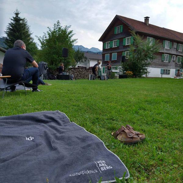 another day in paradise! #schtûbat #vorarlbergerkulturpicknick Andelsbuch