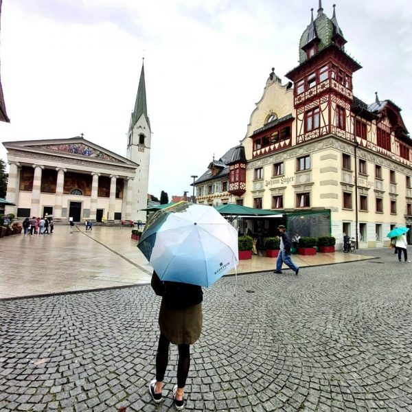 surprise visit 🎉🎉 #venividivorarlberg #visitvorarlberg #fenkartschokoladen #hohenems #bregenz #bregenzerfestspiele #dornbirn #inatura #kufsteinerland