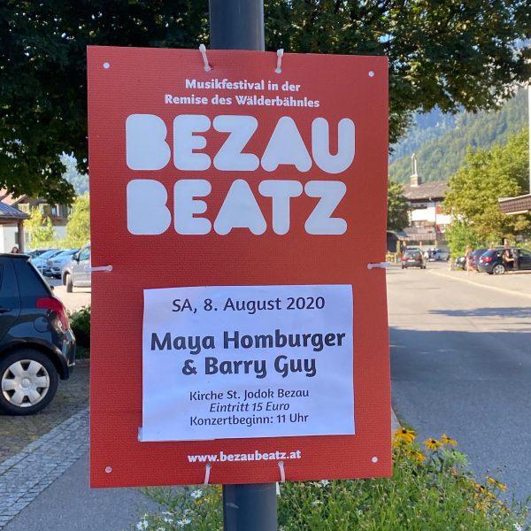 Bezau Beatz Musikfestival #bezaubeatz #bezaubeatz2020 #musikfestival #musicfestival #witus #bezau #bregenzerwald #bregenzerwald🌲🌲 #vorarlberg #visitvorarlberg ...