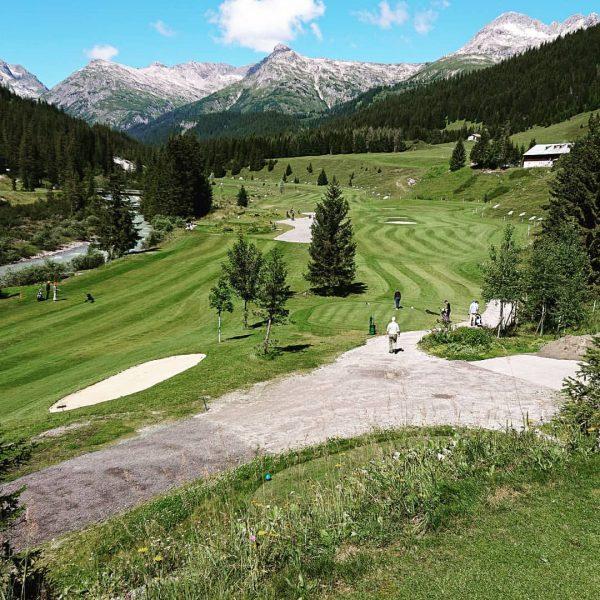 Unbeschreiblich😍😍😍 #golfclublech #gclech #lechzuersamarlberg