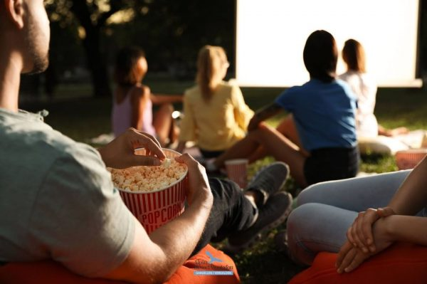 Fancy a good time under a starry sky? Fancy an outdoor cinema? Visit ...