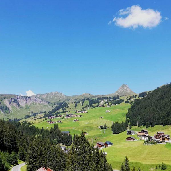 Perfektes Wanderwetter in Damüls Faschina 🤩❤️☀️ #damülsfaschina #venividivorarlberg #meinvorarlberg #visitbregenzerwald #bergsommer #bergliebe Damüls
