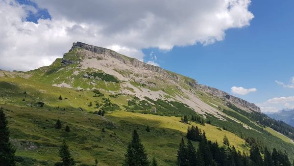 #vorarlberg #austria #bregenzerwald #kleinwalsertal #hiking #wandern #mountains #alps #alpen #bergliebe #nature #greatday #weekend #sunday #sunnyday Hoher Ifen