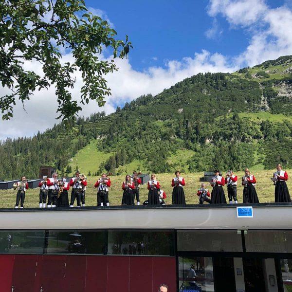 Eröffnung Lech Classic Festival. @lechzuers #lechamarlberg #classicfestival @sport.park.lech sport.park.lech