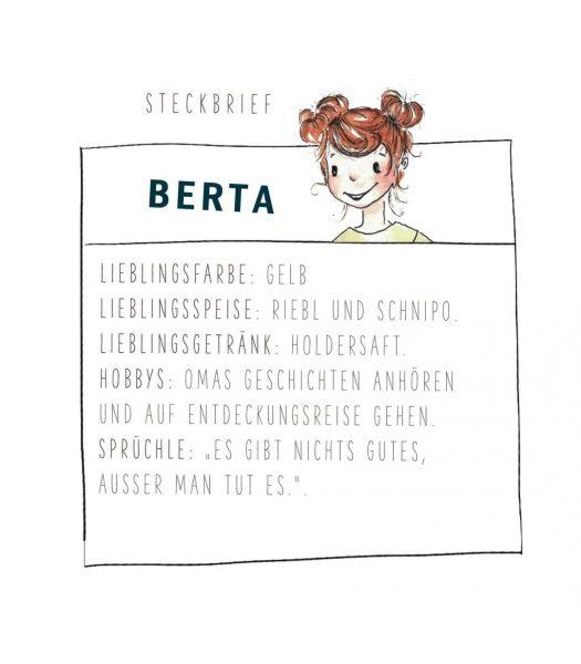 Berta hat im ganzen @vorarlbergmuseum Schatztruhen mit Rätseln und Aufgaben versteckt. Kannst du ...