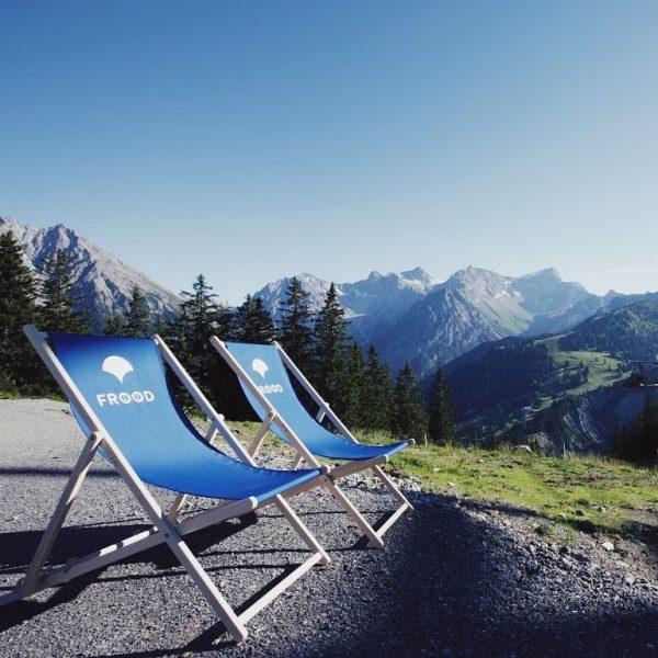 Ich kam. Ich sah. Genuss am Berg. 🤩 Traumhafte Fernsicht + sommerliche Temperaturen ...