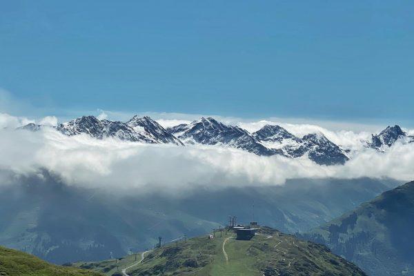 #ulmerhütte #lechnachschruns #wandern #hiking #arlberg #verwall #bergfinkontour Ulmer Hütte