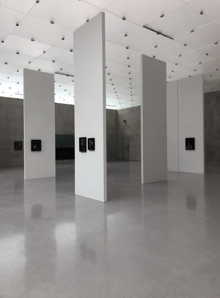 Kunsthaus Bregenz KUB, Bregenz, Austria 1997, Peter Zumthor iPhone 8 Running exhibition #unvergesslichezeit ...