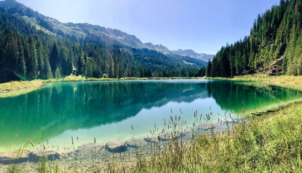 #Kleinwalsertal #Mittelberg #Herzsee #pareltje #beauty #mountains #hiking