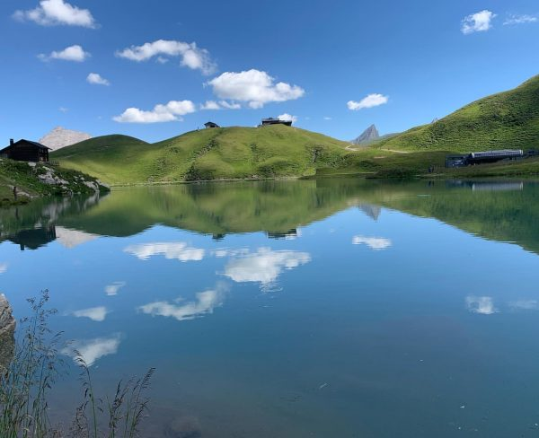 Zürser See #zürsersee #zürs #lake #see #arlberg #mountains #berge #view #aussicht #skiarlberg #naturlovers ...