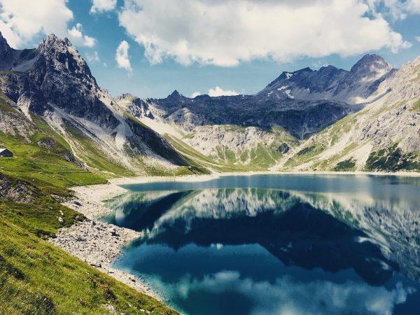 #lünersee #derschoensteplatzoesterreichs sagt man #visitvorarlberg #vorarlberg #laendle #brandnertal #nature #berge #bergkulisse #naturephotography #auszeit ...