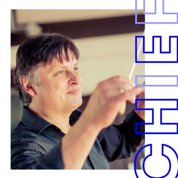 Christoph Eberle, unser Dirigent! Danke, dass du dein Wissen und deine Erfahrungen mit ...