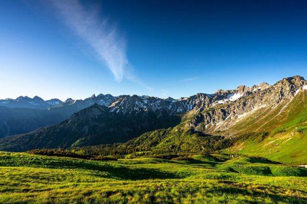Bald endlich wieder ne Runde wandern 🏔😍 #bergliebe #allgäu #dailyallgäu #heimwehnachoberstdorf #südallgäu #oberallgäu #kleinwalsertal #kanzelwand #okbergbahnen #mädelegabel...