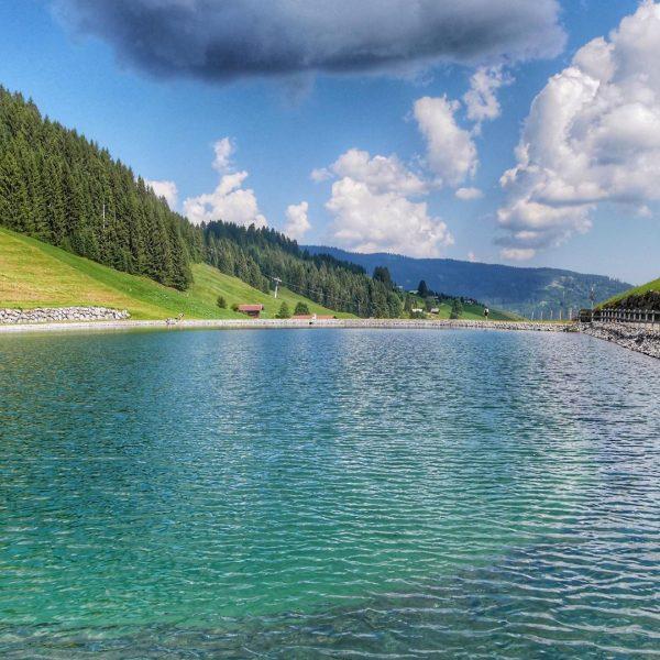 #landscape #Kleinwalsertal #hirschegg #mittelberg #österreich #wanderwege