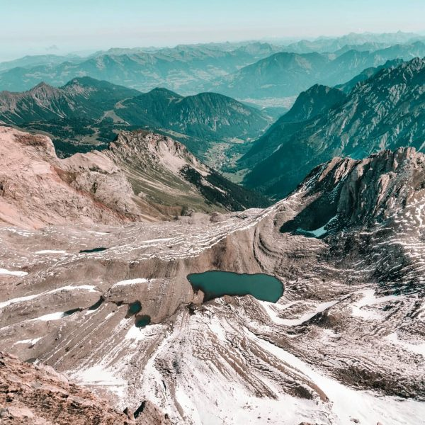 ... new week, new adventures, new goals ⛰️💙 . . . . . #bergliebe #berge #mountains #mountaingirls...