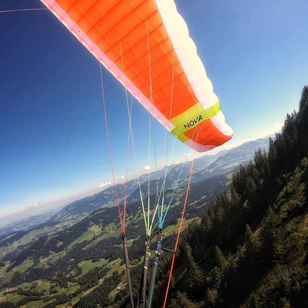 hike and fly #andelsbuch #bregenzerwald #novadoubleskin