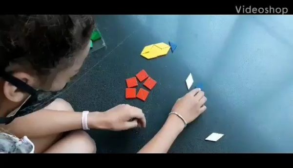 Second week KUB Kinderworkshop! What can you do in 1 minute? The KUB ...