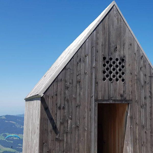 Letzte Woche im Bregenzerwald gewandert 💚 #wandern #Wanderslust #Bergwelt #soschön #tiefblau #Himmel #wolkenlos ...