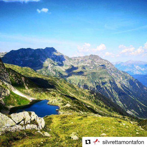 Unsere Montafoner Berge zeigen sich wieder mal von ihrer besten Seite 🏔❤️🏔 #visitschruns #schruns #montafon #silvrettamontafon #meinmontafon...