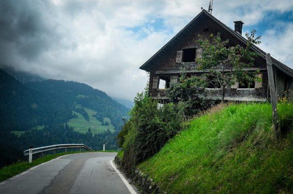 Leaving Sibratsgfäll #bregenzerwald #venividivorarlberg Sibratsgfäll, Vorarlberg, Austria
