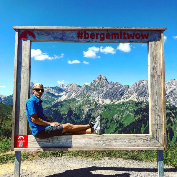 🥾☀️😎 Golmer Seenweg #golm #golmerjoch #kreuzjoch #matschwitz #schruns #montafon #vorarlberg #österreich #austria #berge ...