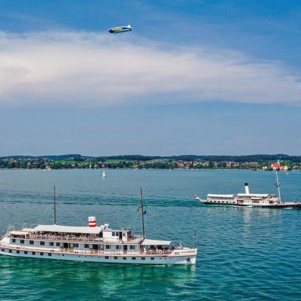 """TV-Tipp: """"Schwimmende Legenden – Historische Schiffe am Bodensee"""" Sonntag, 16. August 2020, 18.25 ..."""