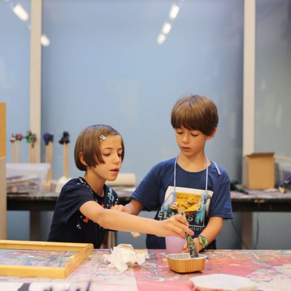 Tomorrow: Kinderkunst from 10am to 12pm. Guided tours and crafts at the KUB ...