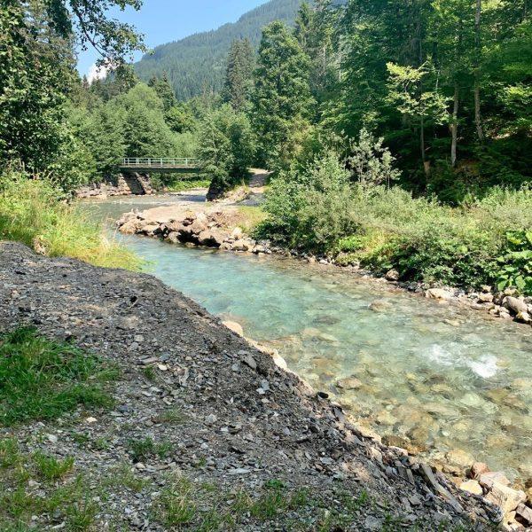 #kleinwalsertal #österreich #austria #urlaub2020 #berge #wandern #wanderlust #mountains #hiking #breitach #nature #naturpur #instapic ...