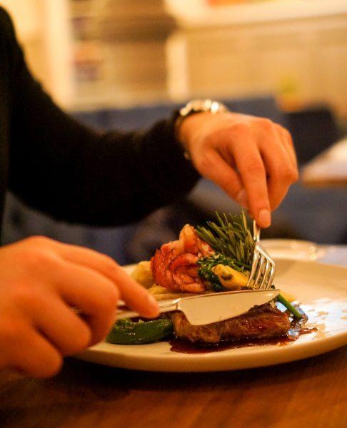 Hunger? 😍 Lass dich jetzt von der neuen Business Lunch Karte für dein ...