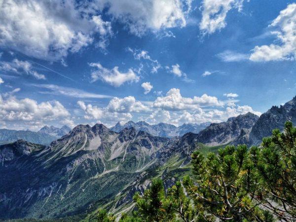 #kleinwalsertal #walserstuba #mountainlove #hochoben #bergluft