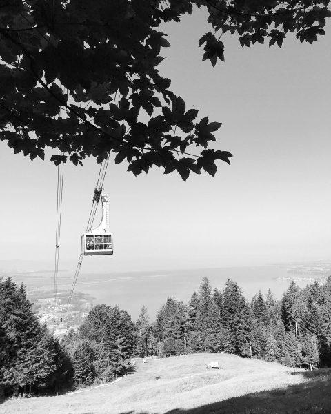 Pfänderbahn #pfänder #pfänderbahn #bodensee #bregenz #lakeconstance #lakeofconstance #vorarlberg #austria #österreich Pfänder