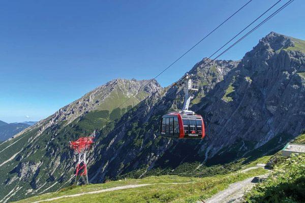 Die neue 65-AT Lünerseebahn wurde am 08.08.2020 eröffnet. Bei der Bahn handelt es ...
