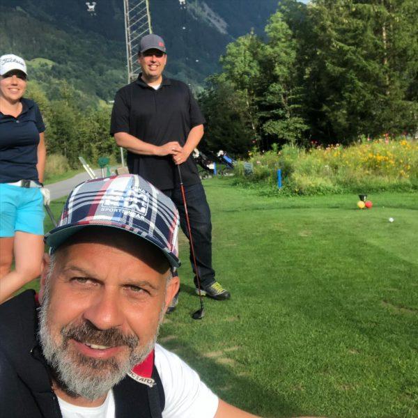 Danke @julia_unterweger vom @golfclub_montafon für die coole Golfschnupperrunde🏌️♂️👍 War echt spitze 🙏🙌 Jetzt ...