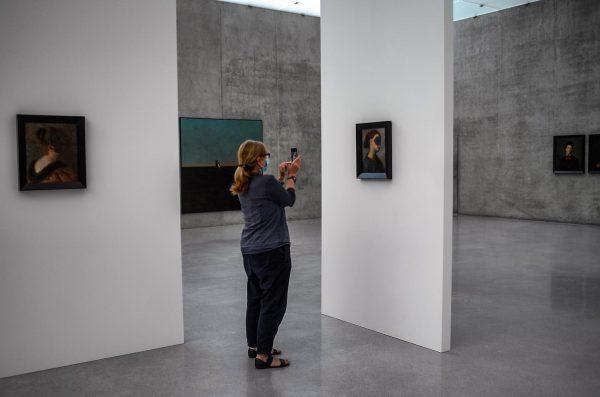 Unvergessliche Zeit #MarkusSchinwald #venividivorarlberg Kunsthaus Bregenz