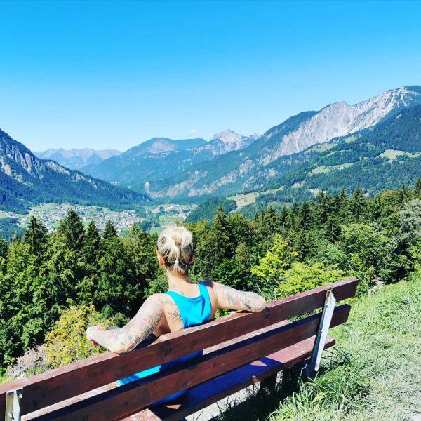 Berge sind stille Meister und machen schweigsame Schüler. J. W. von Goethe #berge ...
