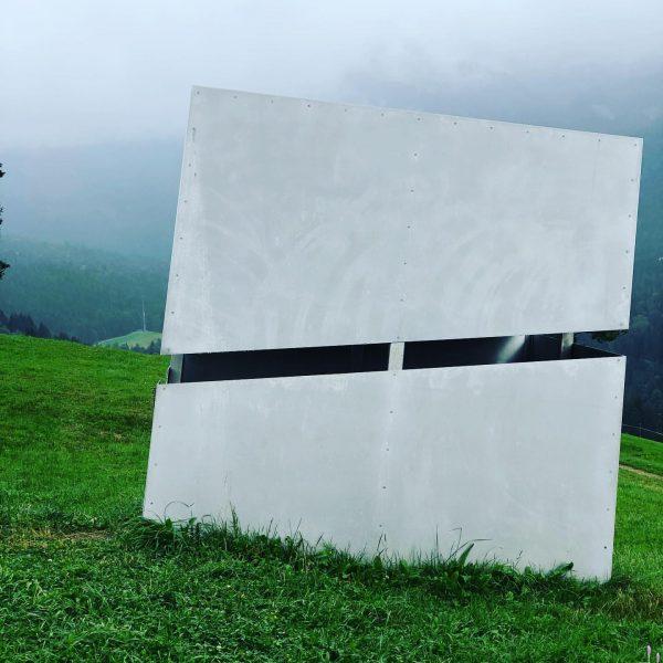 #geoweg #sibratsgfäll #schiefeshaus #naturgewalt #venividivorarlberg Sibratsgfäll, Vorarlberg, Austria