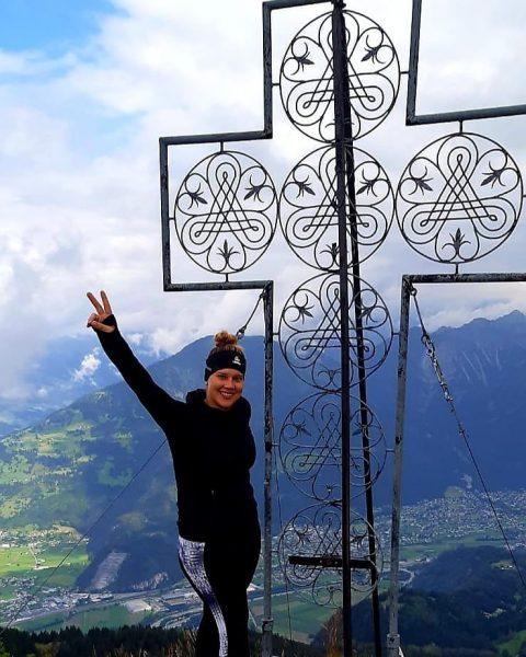 Everything is better in the mountains 🏔❤ . . #mondspitze #mondspitze1967m #wandernmachtglücklich #wanderlust ...