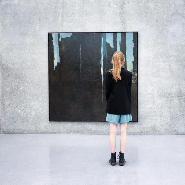 UNVERGESSLICHE ZEIT • Noch bis zum 30. August zeigt das Kunsthaus Bregenz die ...