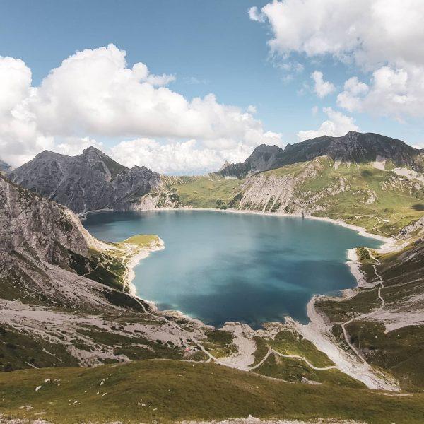 Bissi s'Ländle erkunden. ________________________________ Am Weg in dr Schweiz hama beschlossen, an Zwischenstopp ...