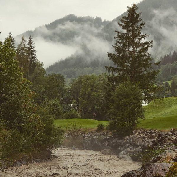 Schottische Golfverhältnisse... Golf Club Brand - Golfpark mit 18 Spielbahnen
