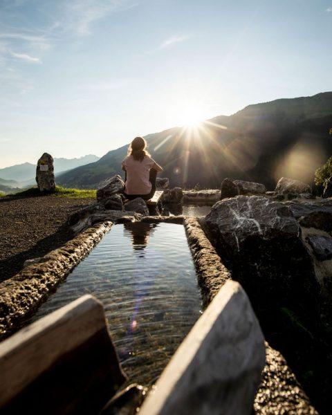 Frische Bergluft einatmen, den Geräuschen der Natur lauschen und Kraft tanken. Das ist Urlaub. Die Leichtigkeit des...