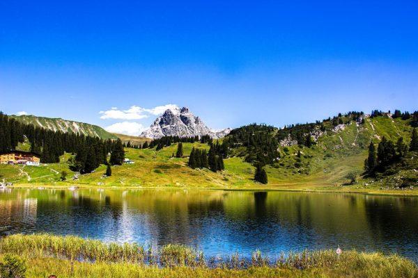 #körbersee #widderstein #warth #schröcken #hiking #nature #mountains #landscape #lovenature #visitaustria #visitvorarlberg #love #enjoy ...