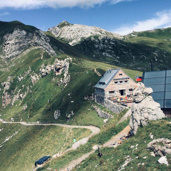 August in den Bergen #ilovemountains #berge #feelfree #vorarlberg #liechtenstein #bergtouren #mountains #alps #nenzingerhimmel #rätikon