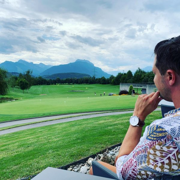 Musik mit Weitsicht :) #golfclub #musik #rankweil #östereich #heimatliebe #goodvibes #urlaub2020 Golfclub Montfort ...