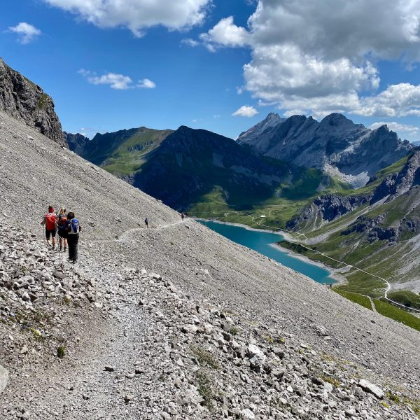 ¯\_(ツ)_/¯ #schesaplana #totalphütte #vorarlberg #vorarlbergwandern #nature #view #hike #lebenwoandereurlaubmachen #visitaustria #visitvorarlberg
