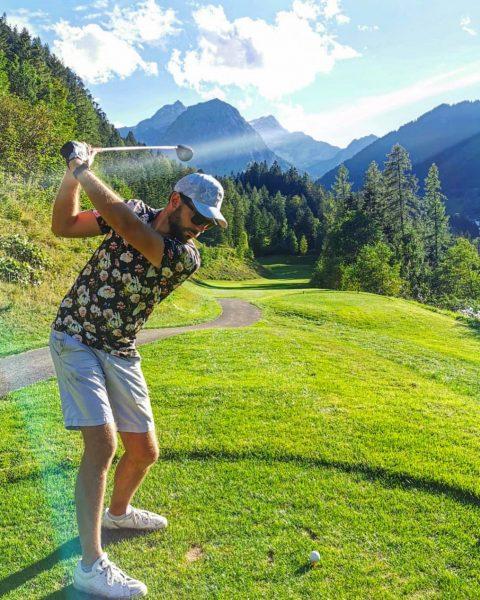 Golfclub Brand - ein Traum🥰😎Für mich der schönste Platz in der Gegend, traumhafte ...